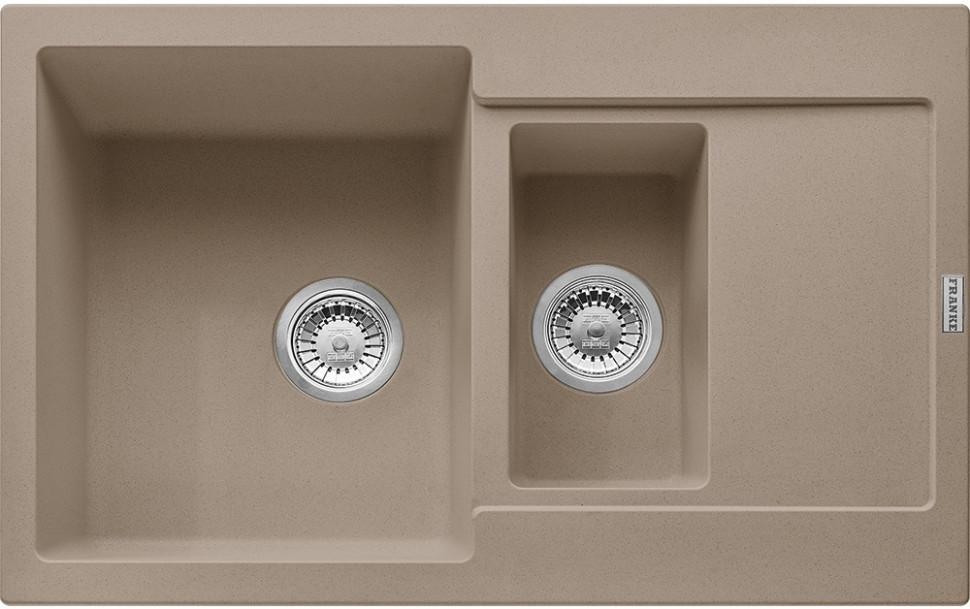 Кухонная мойка Franke Maris MRG 651-78 миндаль 114.0313.320 мойка franke cog 651 белая