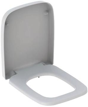 Сиденье для унитаза с микролифтом,верхнее крепление Geberit Renova Plan 572120000 недорого