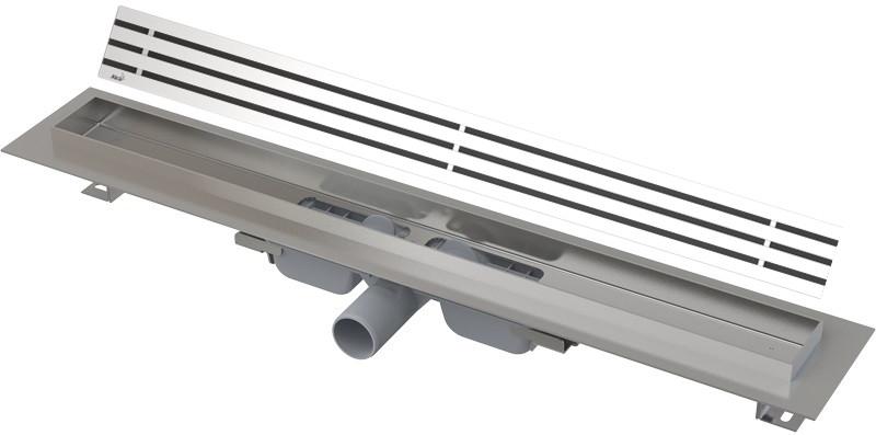Душевой канал 644 мм нержавеющая сталь AlcaPlast APZ106 Gap APZ106-650 + GAP-650M футболка gap gap ga020emefzt4