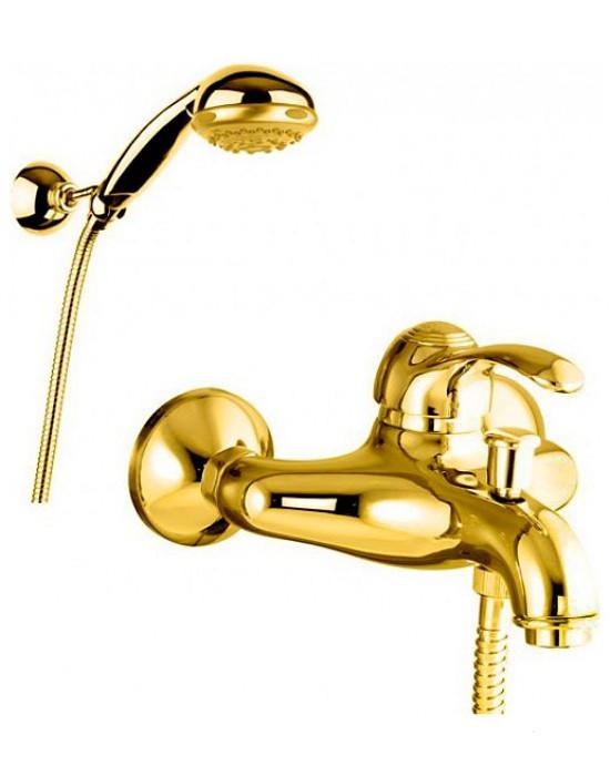Смеситель для ванны с душем Fiore Jafar 47GO5100 фото