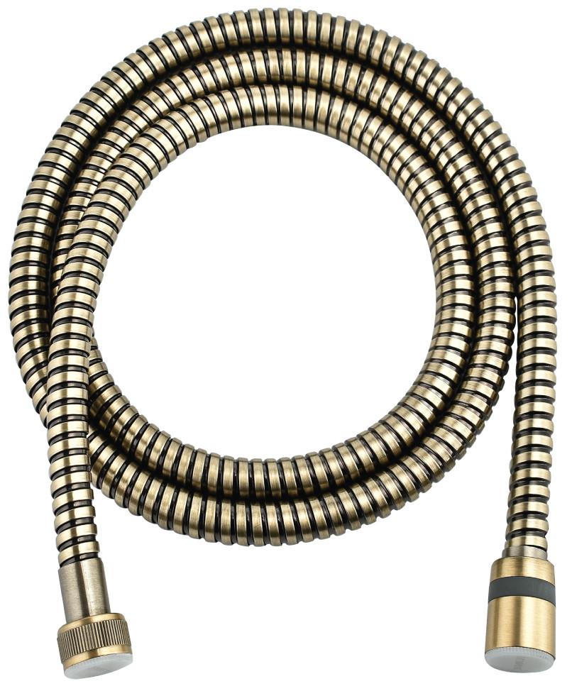 Душевой шланг 150 см Lemark LE8037B Bronze душевой шланг lemark turn free бронза le8037b bronze