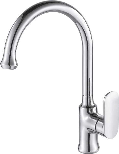 Смеситель для кухни Bravat Opal F7125183CP-RUS смеситель для кухни bravat fit f7135188cp 1 rus