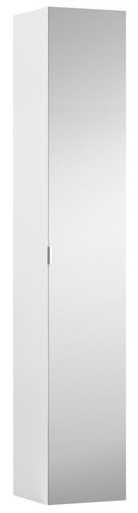 Пенал подвесной белый матовый R/L Laufen Space 4.1090.1.160.100.1 шкаф пенал laufen pro new 35 подвесной r белый матовый
