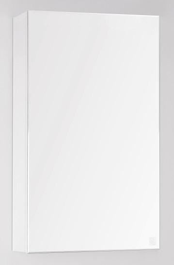 Зеркальный шкаф 40х68,4 см белый глянец Style Line Альтаир LC-00000114