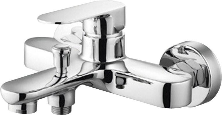 Смеситель для ванны BelBagno Ancora ANC-VASM-CRM смеситель для биде belbagno ancora anc bd crm