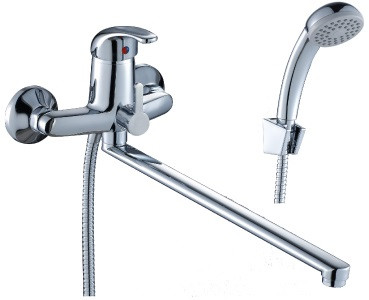 Смеситель для ванны Rossinka C C40-32 смеситель mofem trigo 141 0061 32 для ванны