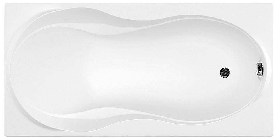 Акриловая ванна 180х90 см Aquanet Grenada 00205493 акриловая ванна aquanet vitoria 204049