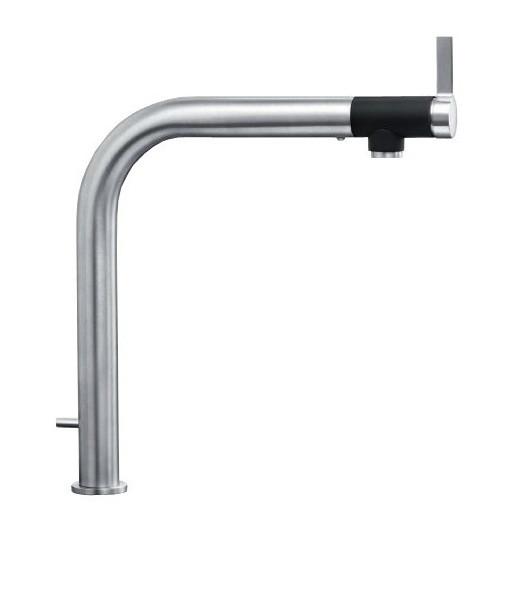 Смеситель для кухни Blanco Vonda Control Нержавеющая сталь 518437 все цены