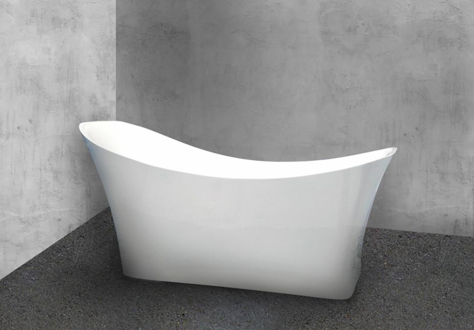 Акриловая ванна 170х85 см Gemy G9242 акриловая ванна gemy g9245