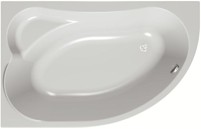 Акриловая ванна 150х95 см D Kolpa San Voice Quat акриловая ванна kolpa san voice quat 150x95 r air