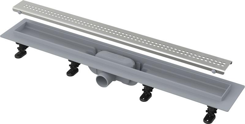 Душевой канал 844 мм нержавеющая сталь AlcaPlast APZ9 Simple APZ9-850M фото