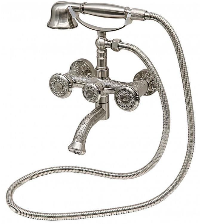 Смеситель для ванны Milacio Almeria MC.301.SL
