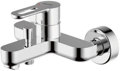 Смеситель для ванны Bravat Stream-D F637163C-B