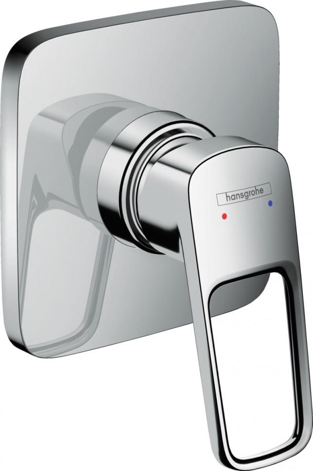 Фото - Смеситель для душа Hansgrohe Logis Loop 71612000 смеситель для биде hansgrohe logis loop 71250000