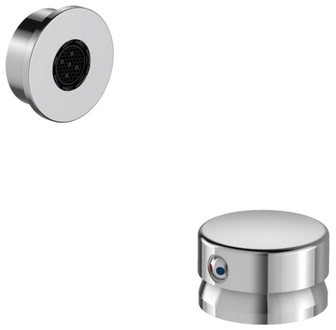 Интегрированный ламинарный смеситель для раковины Jacob Delafon Soprano E99399-CP