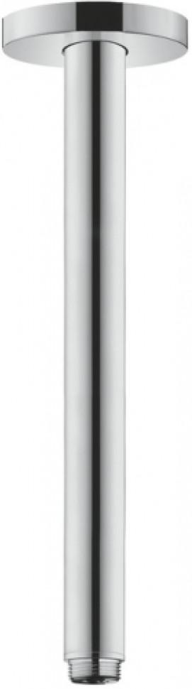 Потолочный кронштейн 316 мм Hansgrohe 27389000 душевой кронштейн 241 мм ½' hansgrohe 27409000