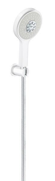 Grohe Power&Soul Cosmopolitan 26174LS0 Душевой набор, душевой шланг 1750 мм (Белая луна) комплект душевой grohe power