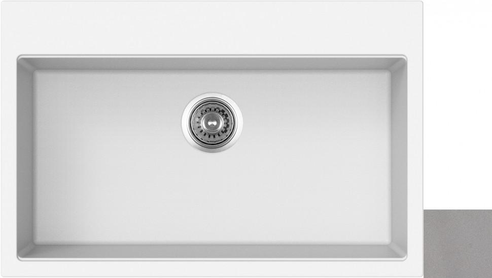 Кухонная мойка крома Longran Geos GES780.500 - 49