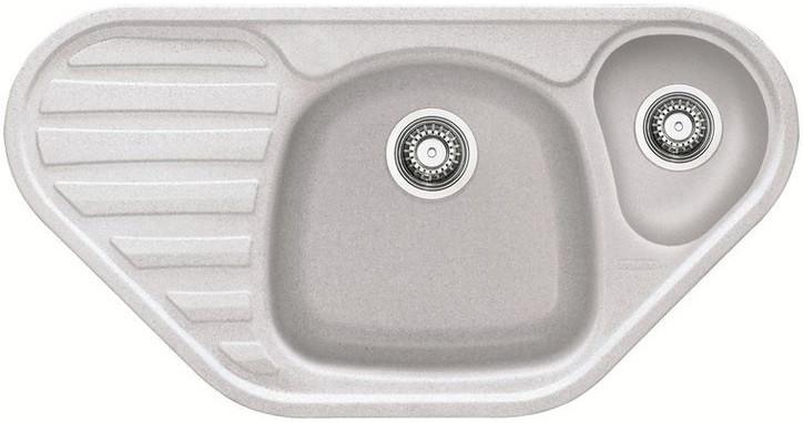 Кухонная мойка Franke Calypso COG 651E белый 114.0184.970 мойка franke cog 651 белая
