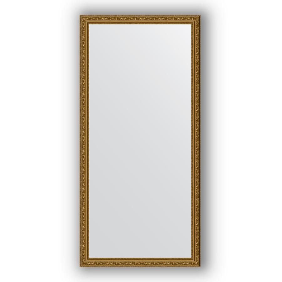 Фото - Зеркало 74х154 см виньетка состаренное золото Evoform Definite BY 3327 зеркало 64х114 см виньетка состаренное серебро evoform definite by 3200