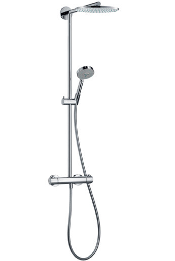 Душевая система Hansgrohe Raindance Showerpipe 240 27160000