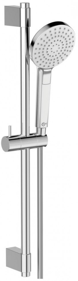Душевой гарнитур Ideal Standard IdealRain EVO Round L3 B2233AA душевой гарнитур ideal standard idealrain evo jet diamond xl3 b1762aa