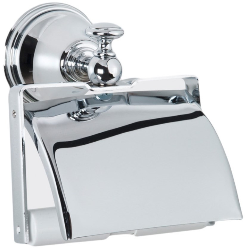 Держатель туалетной бумаги хром Tiffany World Harmony TWHA219cr фото