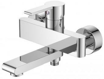Смеситель для ванны Agger Strong A1410000 смеситель для раковины agger strong a1402100