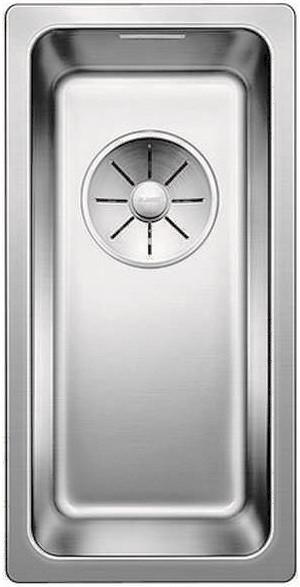 Кухонная мойка Blanco Adano 180-IF InFino зеркальная полированная сталь 522951