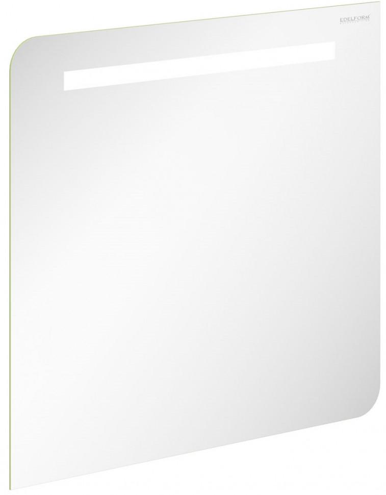 Зеркало белый 80х71 см Edelform Colore 35647 kahla pronto colore elfenbein тарелка 26 см