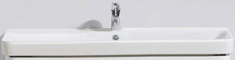 Раковина 105,7х46 см BelBagno Luxury 11105-KL
