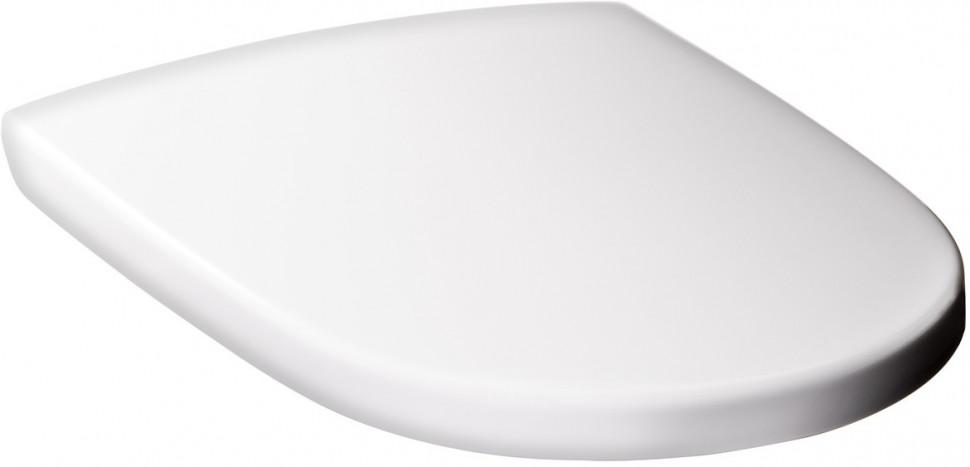 Сиденье для унитаза с микролифтом Gustavsberg Artic 9M16S101 подвесное биде gustavsberg artic gb1141300100