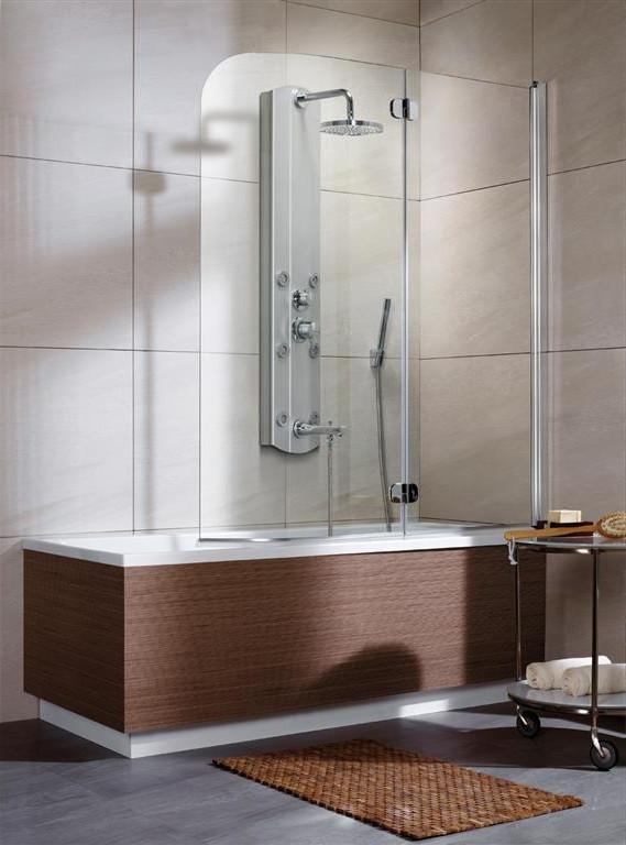 Шторка для ванны Radaway EOS PND 130 R прозрачное цены онлайн