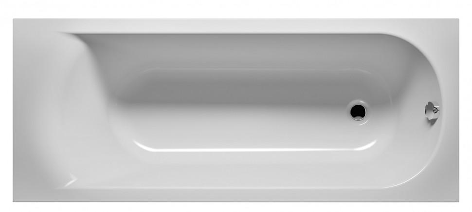 Акриловая ванна 150х70 см Riho Miami BB5800500000000 ванна акриловая bach лаура 150х70 корпус