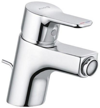 Смеситель для биде с донным клапаном Kludi Pure&Easy 375330565 смеситель для биде с донным клапаном kludi logo neo 375330575