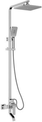 Фото - Душевая система 260х188 мм WasserKRAFT A16501 душевая система wasserkraft a12202