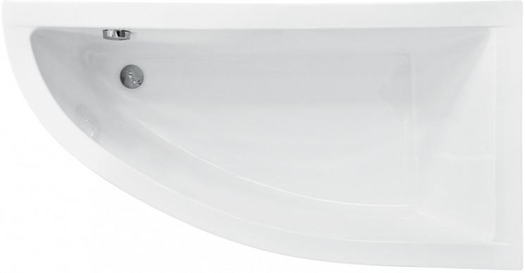 Акриловая ванна 150х70 см R Besco Praktika WAP-150-NP акриловая ванна besco bona 140x70