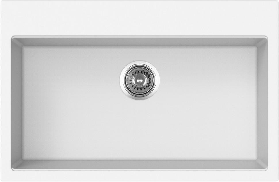 Кухонная мойка альпина Longran Geos GES780.500 - 07 цена