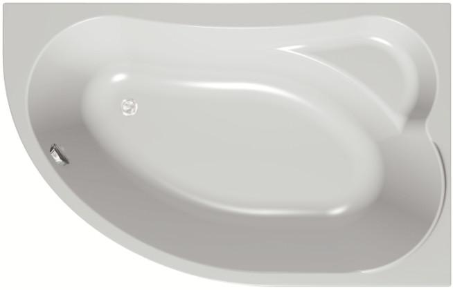 Акриловая ванна 150х95 см L Kolpa San Voice Quat акриловая ванна kolpa san voice quat 150x95 r air