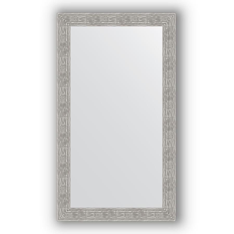 Зеркало 80х140 см волна хром Evoform Definite BY 3313 зеркало 80х80 см волна хром evoform definite by 3249