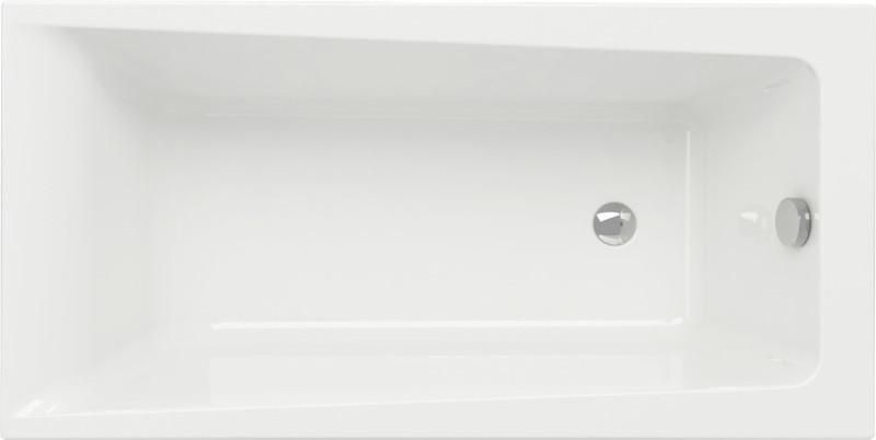 Акриловая ванна 140х70 см Cersanit Lorena WP-LORENA*140 cersanit ванна акриловая cersanit flavia 150 70