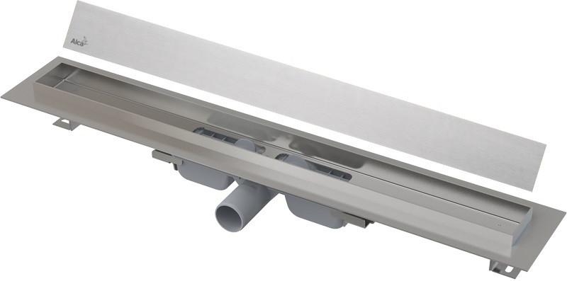 Душевой канал 544 мм нержавеющая сталь AlcaPlast APZ106 Posh APZ106-550 + POSH-550MN фото