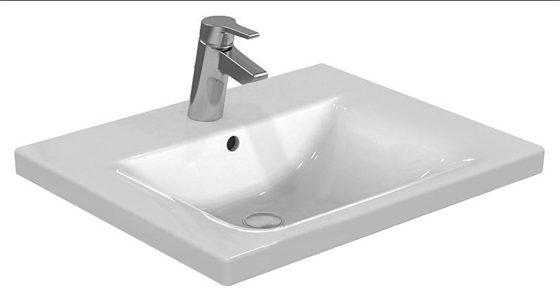 Раковина 60 см Ideal Standard Connect Vanity E812901 раковина ideal standard ecco 60 см w424001