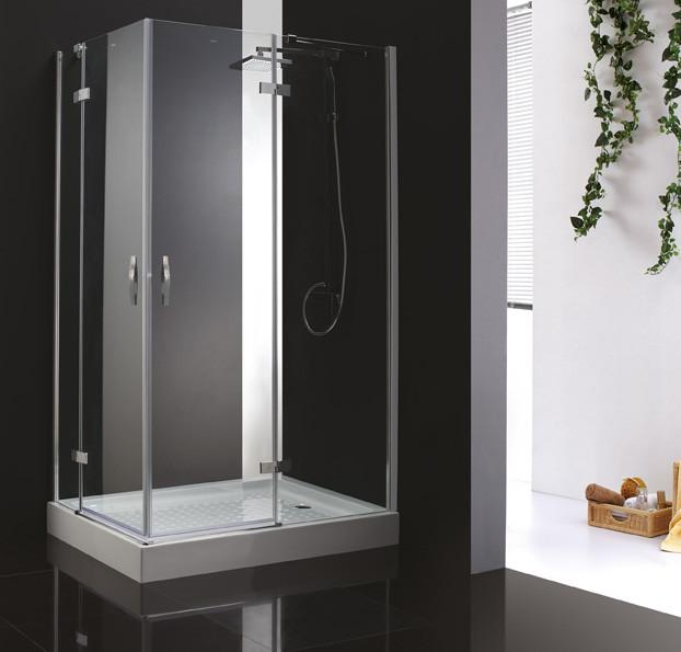 Душевой уголок Cezares Bergamo 120x90 см текстурное стекло BERGAMO-W-AH-2-120/90-P-Cr-R душевая шторка на ванну cezares eco eco o v 11 120 140 p cr r