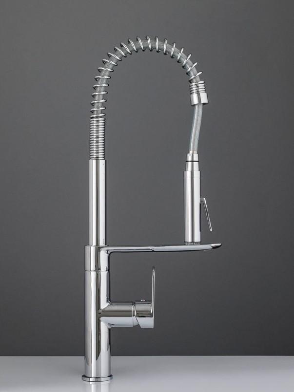 Смеситель для кухни Aquanet Stark FF35273-5
