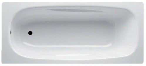 цена Стальная ванна 150х75 см BLB Universal Anatomica B55U