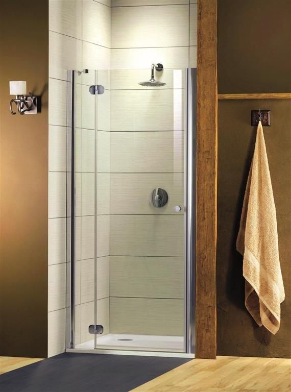 Душевая дверь Radaway Torrenta DWJ 90 L прозрачное душевая дверь radaway carena dwj 90 l хром коричневое
