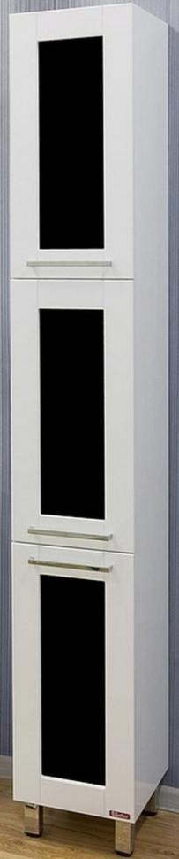 Пенал напольный белый R Sanflor Валлетта H0000000090