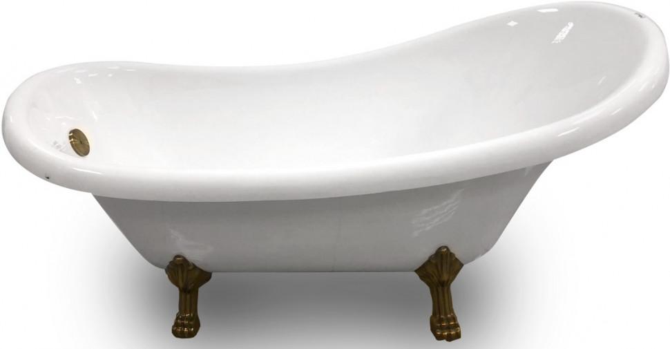 Акриловая ванна 175х82 см Gemy G9030 D