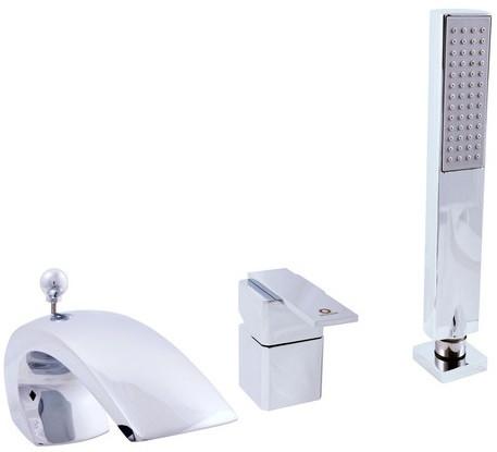 Смеситель на борт ванны Rav Slezak Loira LR572.5S смеситель для ванны rav slezak loira lr554 5 1